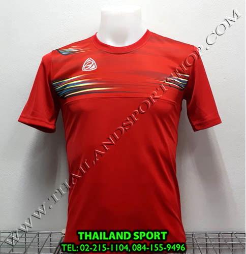 เสื้อกีฬา อีโก้ EGO SPORT รุ่น EG-5112 (สีแดง R)