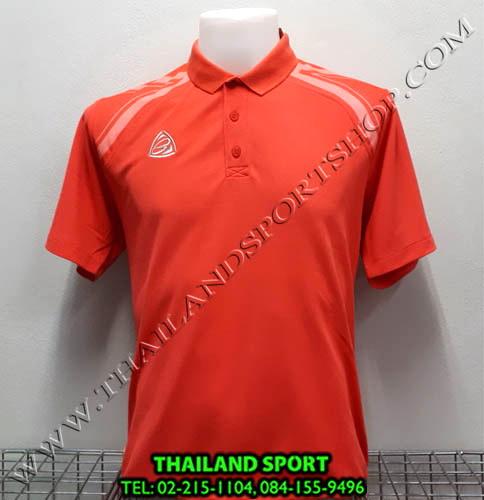 เสื้อ POLO อีโก้ EGO SPORT รุ่น EG 6131 (สีส้มปูน) MAN
