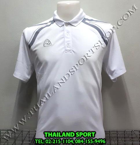 เสื้อ POLO อีโก้ EGO SPORT รุ่น EG 6131 (สีขาว) MAN