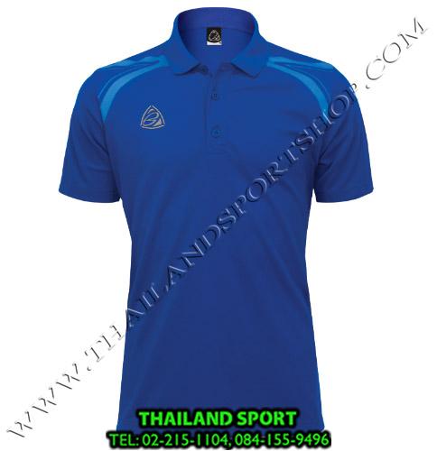 เสื้อ POLO อีโก้ EGO SPORT รุ่น EG 6131 (สีน้ำเงิน) MAN