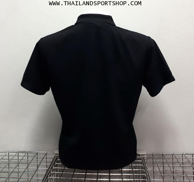 เสื้อ POLO อีโก้ EGO SPORT รุ่น EG 6132 (สีดำ) WOMEN 1