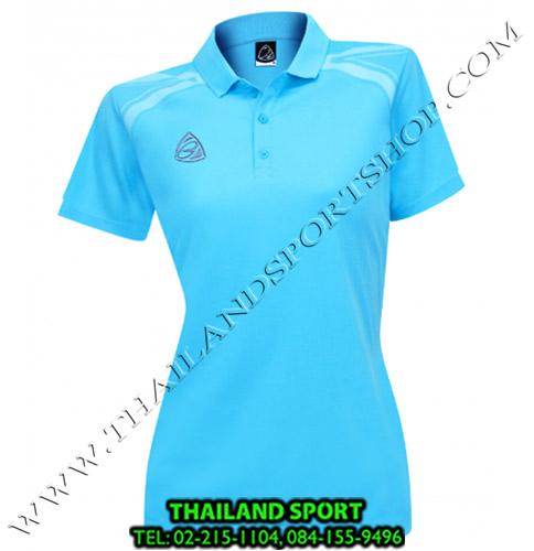 เสื้อ POLO อีโก้ EGO SPORT รุ่น EG 6132 (สีฟ้าอ่อน) WOMEN
