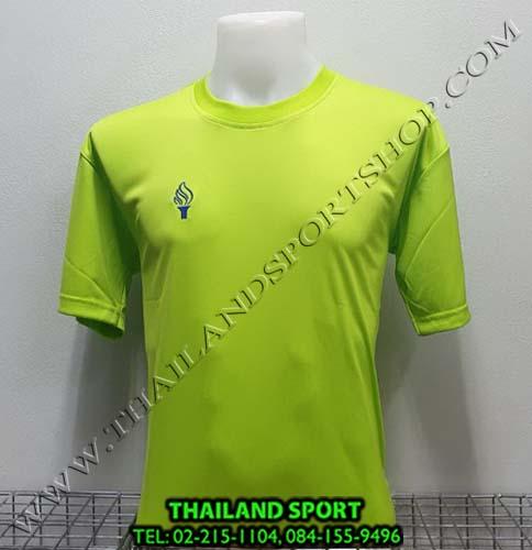 เสื้อกีฬา สปอร์ต เดย์ SPORT DAY รุ่น SA003 (สีเขียว G )