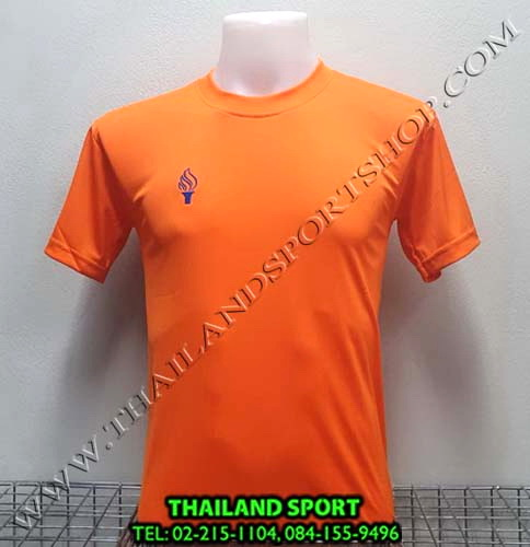 เสื้อกีฬา สปอร์ต เดย์ SPORT DAY รุ่น SA003 (สีส้ม O )