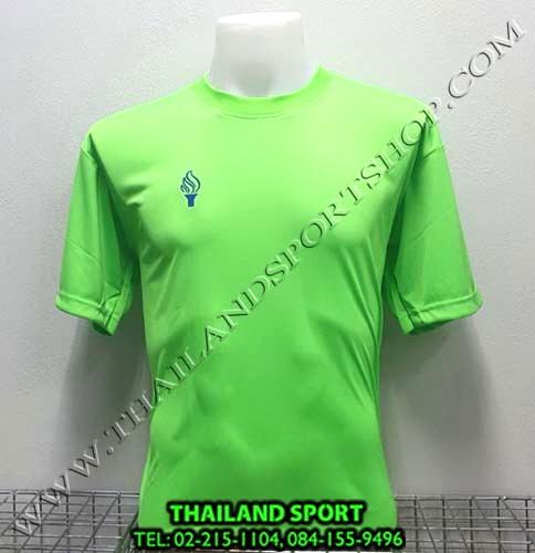 เสื้อกีฬา สปอร์ต เดย์ SPORT DAY รุ่น SA003 (สีเขียวเข้ม LG )