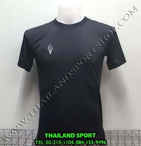 เสื้อกีฬา สปอร์ต เดย์ SPORT DAY รุ่น SA003 (สีดำ B )