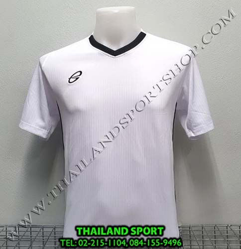 เสื้อ อีโก้ EGO SPORT รุ่น EG-5118 (สีขาว WH) พิมพ์ลาย