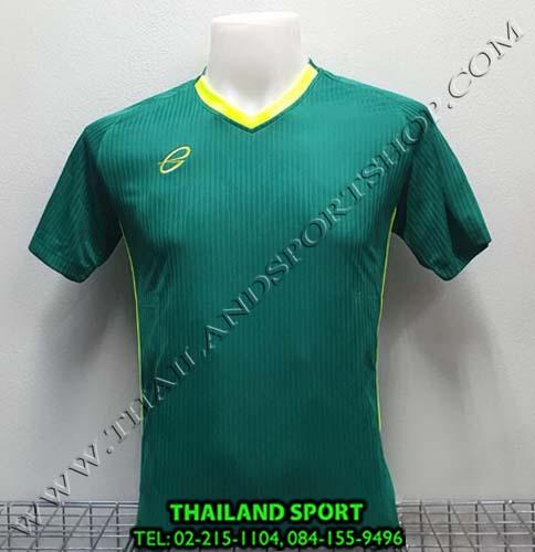เสื้อ อีโก้ EGO SPORT รุ่น EG-5118 (สีเขียว) พิมพ์ลาย