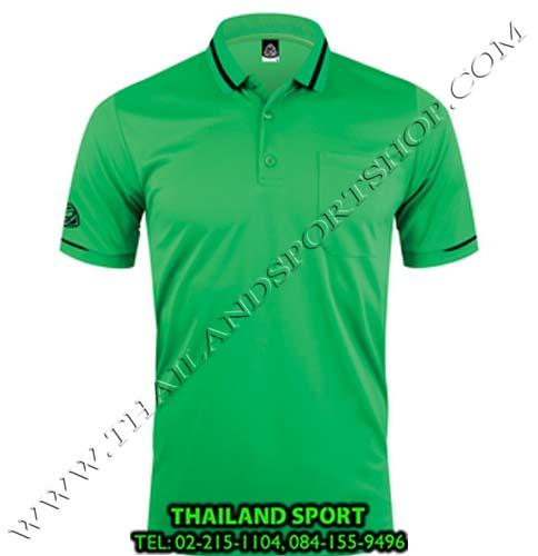 เสื้อ POLO SHIRT อีโก้ รุ่น EG 6151 (สีเขียว) MAN
