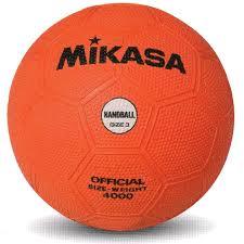 ลูกแฮนด์บอล MIKASA รุ่น 4000 (O) เบอร์ 3 ยาง N5 PRO OK