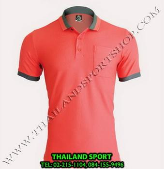 เสื้อ POLO SHIRT อีโก้ EGO SPORT รุ่น EG 6147 (สีส้มปูน) MAN