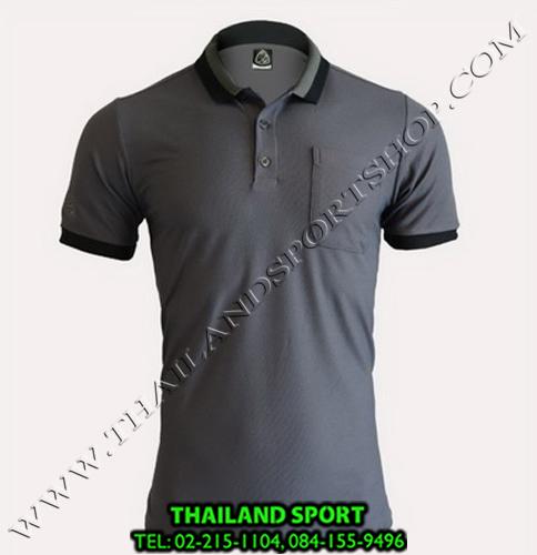 เสื้อ POLO SHIRT อีโก้ EGO SPORT รุ่น EG 6147 (สีเทา) MAN