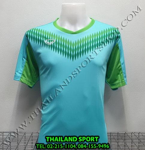 เสื้อกีฬา แกรนด์ สปอร์ต Grand Sport รุ่น 011-476 (สีเขียวมินท์)