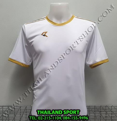 เสื้อกีฬา เรียล REAL รุ่น RAX-016 (สีขาว WN)