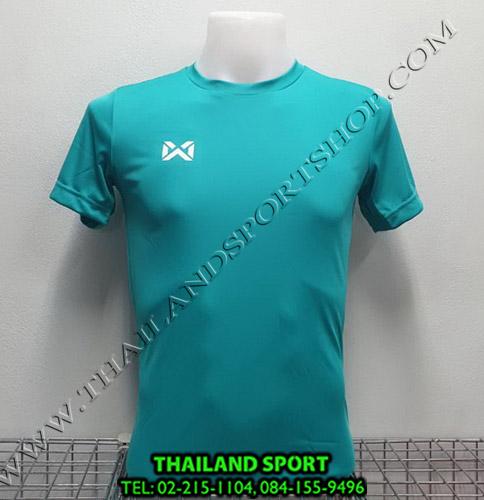 เสื้อกีฬา วอริค warrix รหัส wa-fba571 (สีเขียวมินท์ g5)