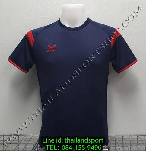 เสื้อกีฬา เอฟ บี ที  FBT รุ่น 12-265 (สีกรมท่า)