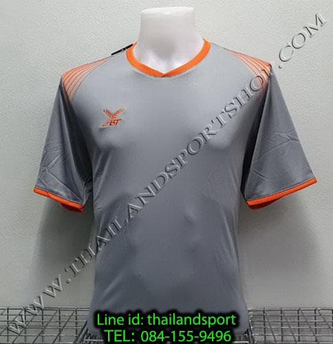 เสื้อกีฬา เอฟ บี ที fbt รุ่น 12-272 (สีเทา)