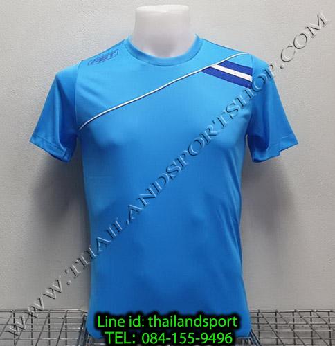 เสื้อกีฬา เอฟ บี ที fbt รุ่น 12-264 (สีฟ้า)