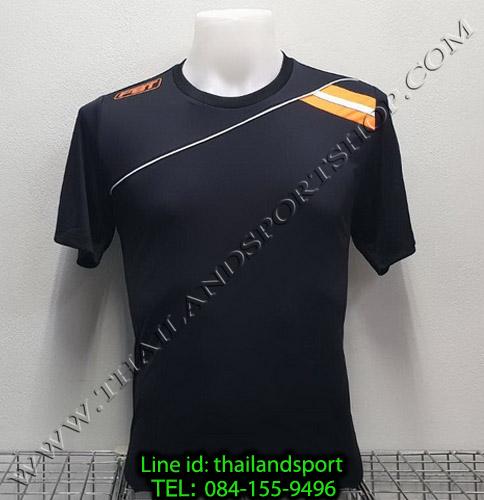 เสื้อกีฬา เอฟ บี ที fbt รุ่น 12-264 (สีดำ)