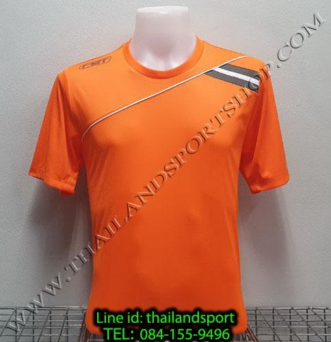 เสื้อกีฬา เอฟ บี ที fbt รุ่น 12-264 (สีส้ม)