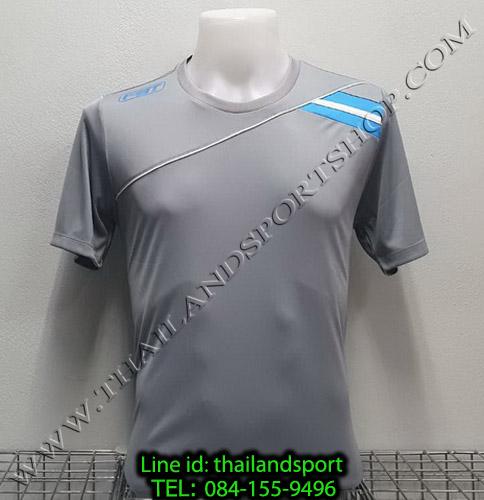 เสื้อกีฬา เอฟ บี ที fbt รุ่น 12-264 (สีเทา)
