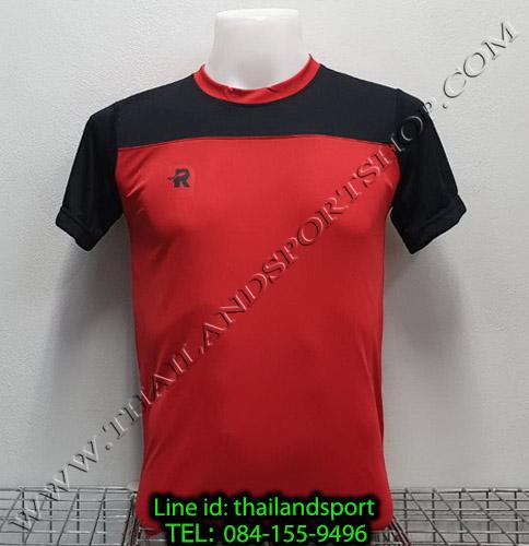 เสื้อกีฬา อพอลโล่ apollo รุ่น 2020 (สีแดง) ตัดต่อ.