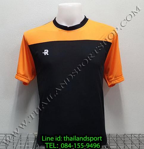 เสื้อกีฬา อพอลโล่ apollo รุ่น 2020 (สีดำ) ตัดต่อ