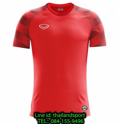 เสื้อกีฬา แกรนด์ สปอร์ต grand sport รุ่น 011-484 (สีแดง)