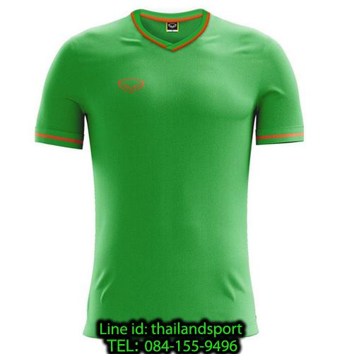 เสื้อกีฬา แกรนด์ สปอร์ต grand sport รุ่น 011-547 (สีเขียว)