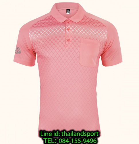 เสื้อโปโลกีฬา polo sport  อีโก้ รุ่น eg 6159 (สีชมพูแคนดี้) man