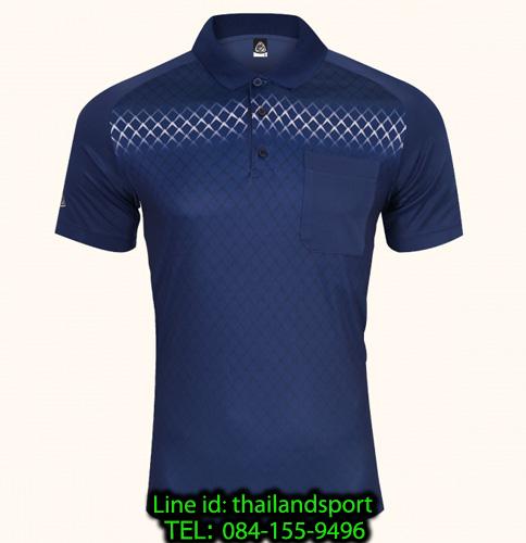 เสื้อโปโลกีฬา polo sport   อีโก้ รุ่น eg 6159 (สีกรม) man