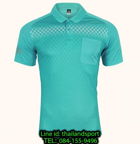 เสื้อโปโลกีฬา polo sport  อีโก้ รุ่น eg 6159 (สีฟ้าแคริบเบียน) man