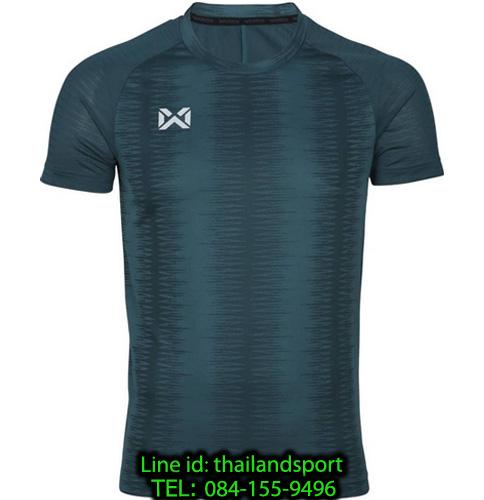 เสื้อกีฬา วอริค warrix รหัส wa-204tsacl01 (สีเทอดวอยซ์ cc)