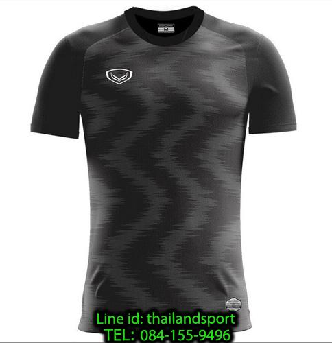เสื้อกีฬา แกรนด์ สปอร์ต grand sport รุ่น 011-543 (สีดำ)