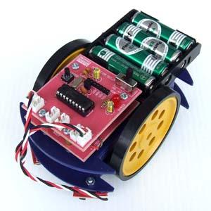 60111 หุ่นยนต์ MICRO PIC