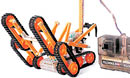 70169 ชุดประกอบหุ่นยนต์กู้ภัย (Rescue Robot)
