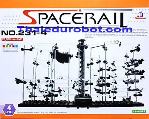 92314 รางลูกเหล็ก ระดับ 4 (Space Rail Level 4)