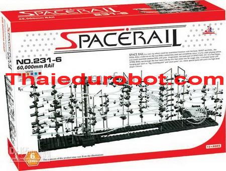 92316 รางลูกเหล็ก ระดับ 6 (Space Rail Level 6)