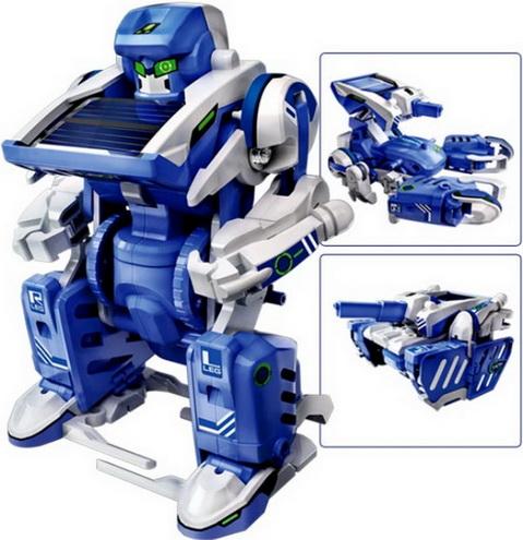 92019 หุ่นยนต์แปลงร่าง Transformer Solar Robot 3 in 1
