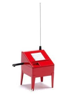 80017 กล่องสร้างดนตรี Theremin mini