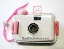 81001 กล้องกันน้ำ สีขาว + ฟิลม์ kodak color plus 200 (35mm iso 200)