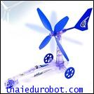 92249 ชุดประกอบรถพลังงานลม (Wind Power Car)