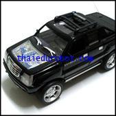 93411 รถกะบะ บังคับวิทยุ สีดำ