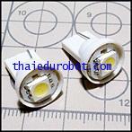3502 หลอดไฟ LED ดวงเดียว แสงสีขาว 12V ราคาต่อตัว