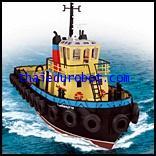 40901 เรือโยงบังคับ (Tugboat) SOUTHAMPTON 1:36