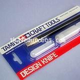 74020 มีดปากกา Tamiya Model Craft Tools Design Knife