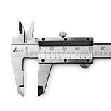19894 เวอร์เนีย Shinwa 100mm/0.05mm นำเข้าจากประเทศญี่ปุ่น