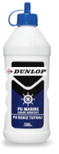 DUNLOP D345 PU ADHESIVE ALL WEATHER  ดันล้อป กาวพียู D345 (ขายส่งขั้นต่ำ 12 ชิ้น เท่านั้น)