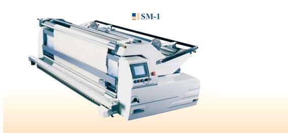 เครื่องปูผ้า รุ่น SM-1