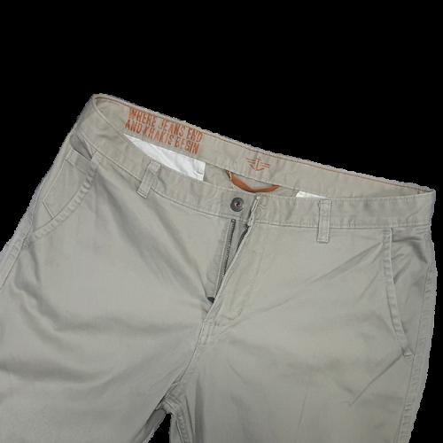 กางเกงขายาวผู้ชายมือสอง ผ้าเวสป้อย จาก Dockers เกรด A มือสองสภาพใหม่